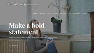 Velux Heating Equipment WordPress Theme