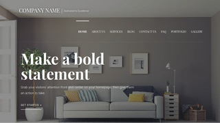 Velux Home and Garden Store WordPress Theme