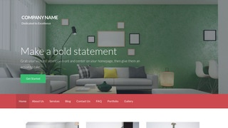 Activation Home Staging WordPress Theme