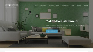Lyrical Home Staging WordPress Theme