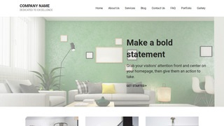 Mins Home Staging WordPress Theme