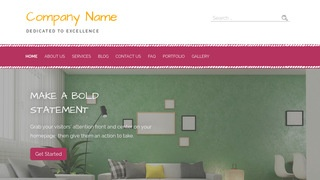 Scribbles Home Staging WordPress Theme