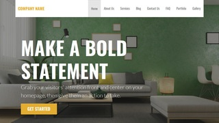 Stout Home Staging WordPress Theme