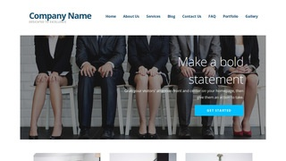Ascension Human Resource Services WordPress Theme