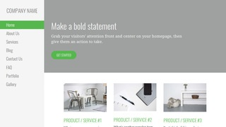 Escapade Hydroponics Equipment WordPress Theme