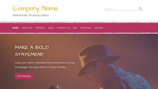 Scribbles Jazz or Blues WordPress Theme