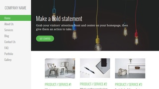 Escapade Lamp Repair WordPress Theme