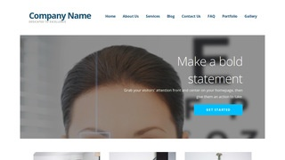 Ascension Laser Eye Surgery and Lasik WordPress Theme