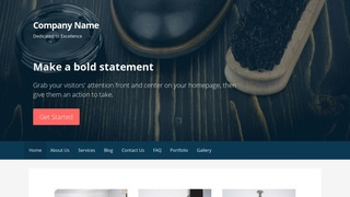 Primer Leather Cleaning and Repair WordPress Theme