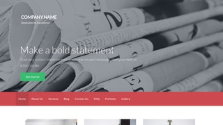 Activation Newspapers and Magazines WordPress Theme