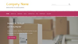 Scribbles Mailing and Shipping Service WordPress Theme