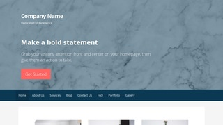 Primer Marble WordPress Theme