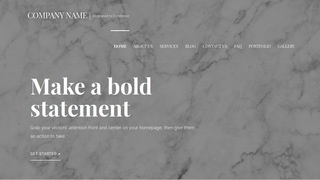 Velux Marble WordPress Theme