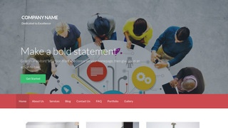 Activation Mass Media WordPress Theme