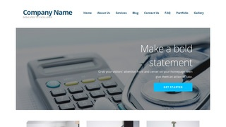 Ascension Medical Billing Services WordPress Theme
