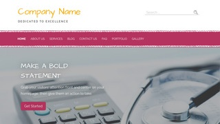 Scribbles Medical Billing Services WordPress Theme