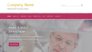 Scribbles Medical Research and Development WordPress Theme