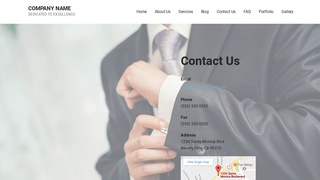Mins Men's Clothing WordPress Theme