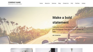 Mins Motorcycle Parts and Accessories WordPress Theme