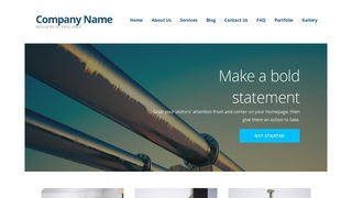Ascension Natural Gas Supplier WordPress Theme