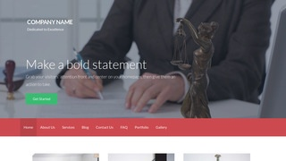 Activation Notary WordPress Theme