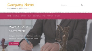 Scribbles Notary WordPress Theme