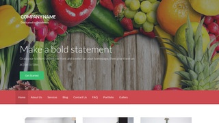 Activation Nutritionist WordPress Theme
