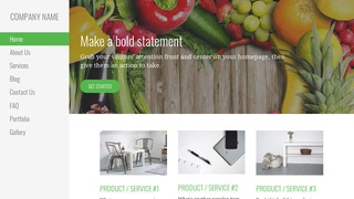 Escapade Nutritionist WordPress Theme