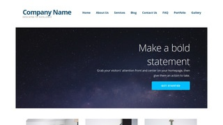Ascension Observatory WordPress Theme