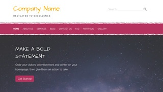 Scribbles Observatory WordPress Theme