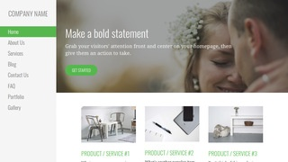 Escapade Officiant WordPress Theme
