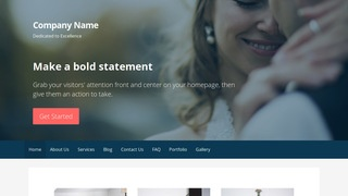 Primer Officiant WordPress Theme