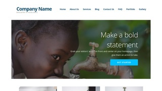 Ascension Charity WordPress Theme