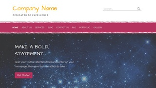 Scribbles Planetarium WordPress Theme