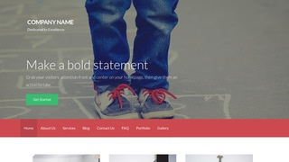 Activation Playgrounds WordPress Theme