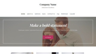 Uptown Style Pregnancy Care WordPress Theme
