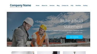 Ascension Professional Engineer WordPress Theme