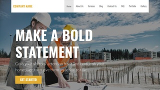 Stout Professional Engineer WordPress Theme