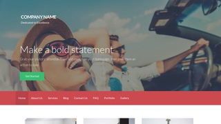 Activation Commercials WordPress Theme