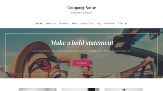 Uptown Style Commercials WordPress Theme