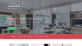 Activation Real Estate Developer WordPress Theme