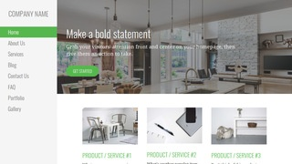 Escapade Real Estate Developer WordPress Theme