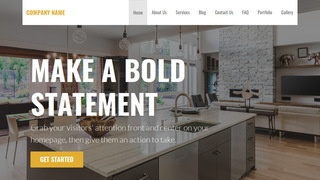 Stout Real Estate Developer WordPress Theme