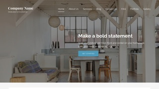 Lyrical Real Estate Services WordPress Theme