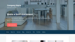 Primer Real Estate Services WordPress Theme