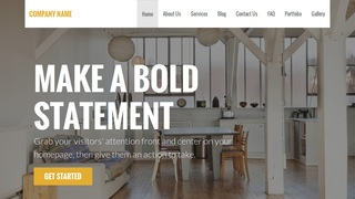 Stout Real Estate Services WordPress Theme