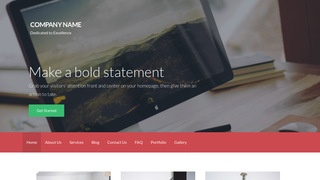 Activation Research Foundation WordPress Theme