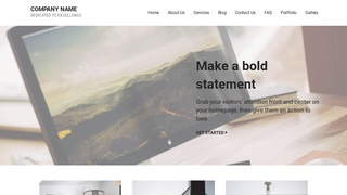 Mins Research Foundation WordPress Theme