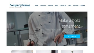 Ascension Restaurant Equipment and Supplies WordPress Theme