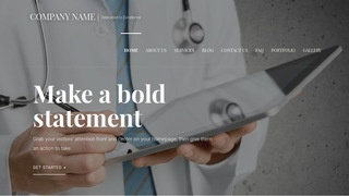 Velux Rheumatologist WordPress Theme